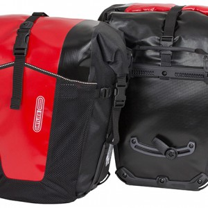 Back-Roller Pro Classic Red Black Pair
