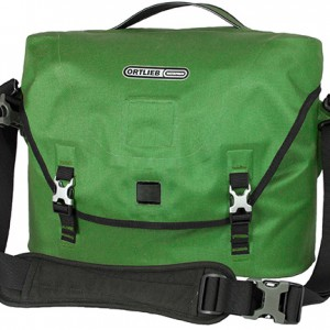 Courier Bag City Green