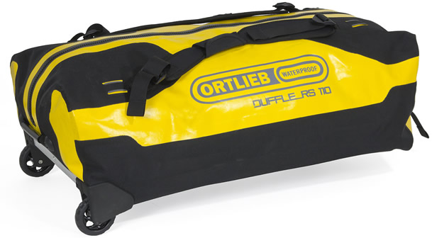 Ortlieb RS 110L Duffle Bag Yellow//Black