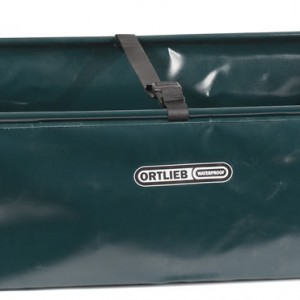 Foladable Trunk Liner Green