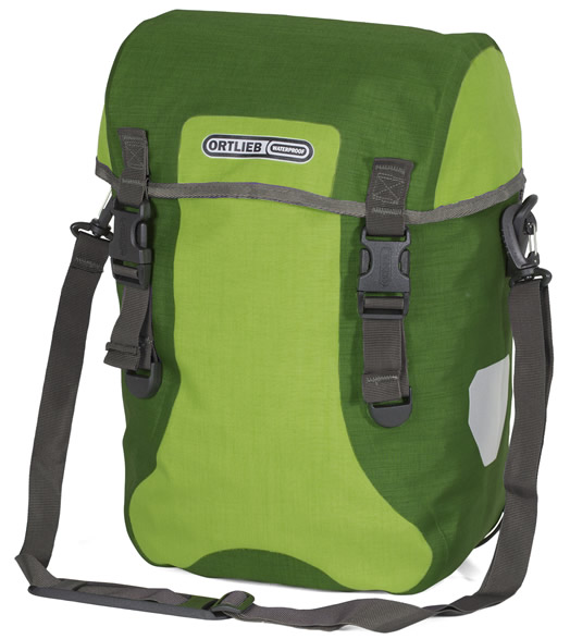 Front or Small Bicycle Panniers
