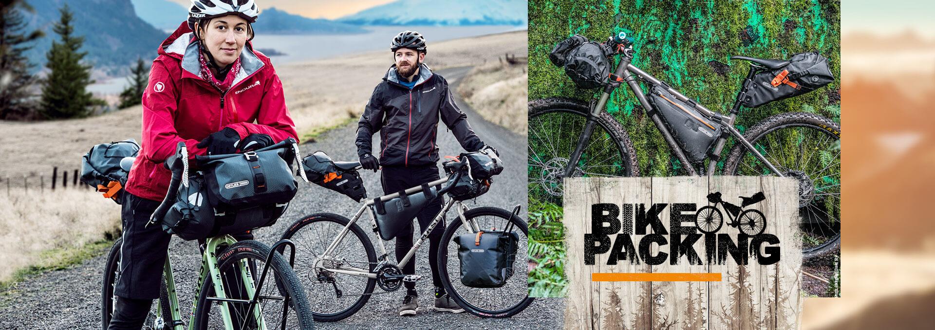Bike Packing | Ortlieb USA
