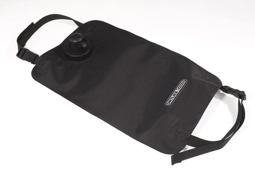 Black Ortlieb Water Bag 2 Ltr